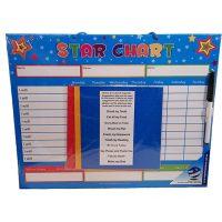Star chart 600