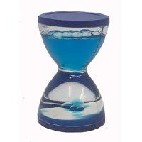 Hourglass Liquid Timer